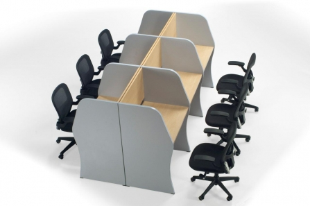 Mueble para  Call Center y Telemarketing Euro