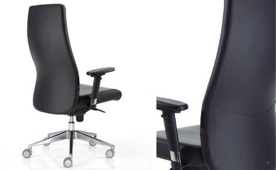 Sillón de Despacho de Dirección, Silla-de-oficina-Dile-XL-Vista2