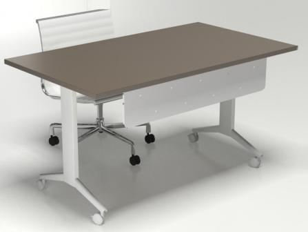 Mesa plegable para oficina Fedra Ismobel