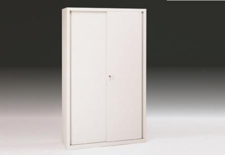 Armario Metálico de puertas Correderas