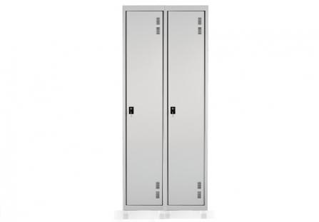 Taquilla doble de una puerta
