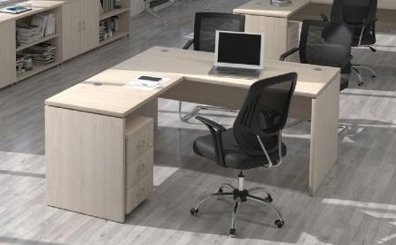 Juego de muebles de oficina Officinca PACK1