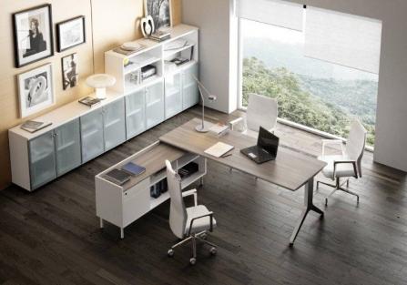 Pack de muebles de oficina Maya y silla de oficina Botín
