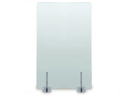 Biombo de Cristal EKO Transparente de Muebles de Oficina Officinca