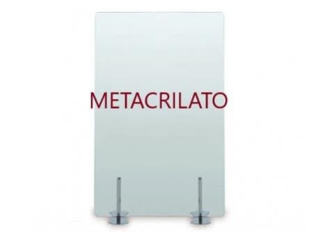 Mampara de Metacrilato EKO para seguridad contracontagio. Officinca