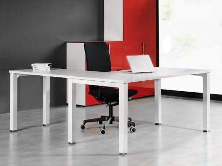Mesa de teletrabajo Nova Plus.  Multifuncional. Officinca