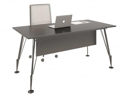 Mesa de oficina con faldón Heos Basic
