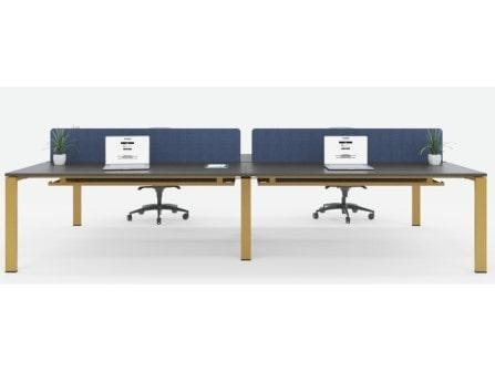 Mesa de Coworking Force Pórtico