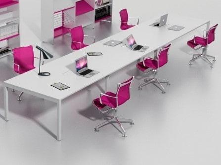 Mesa de reunión Mix