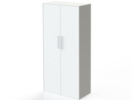 Armario Heos con puertas metálicas