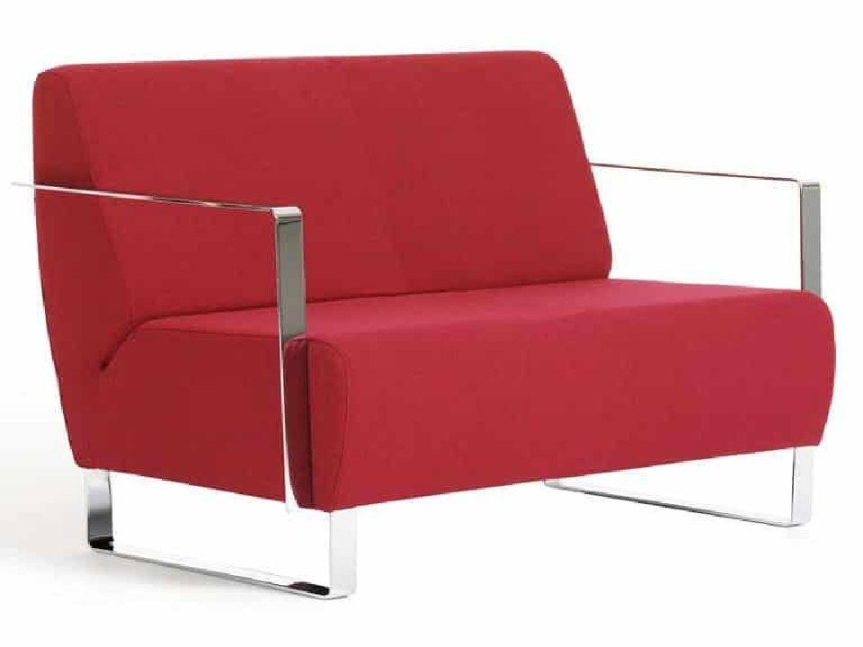 Sofa de dos plazas para oficina