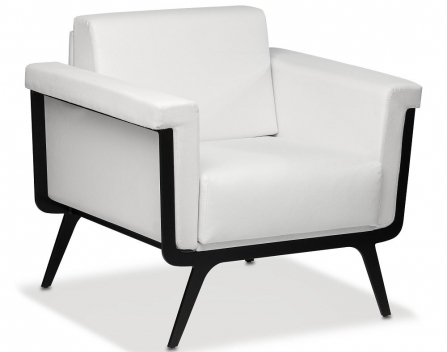 Sofá Astoria de Ismobel color Blanco para Oficina o consultorio