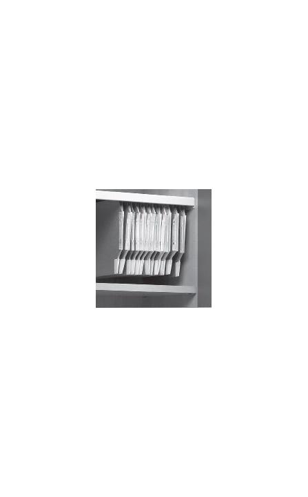 Carpetas colgantes del armario de oficina de oficina Tendencies