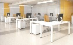 Mesas de Oficina Individuales