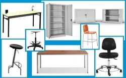 Muebles para Laboratorios