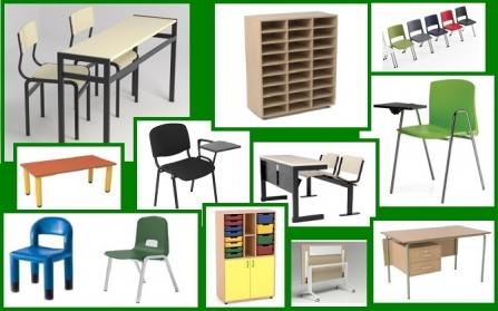 Muebles para educación, colegios o empresas