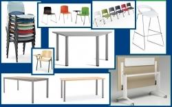Muebles para colectividades