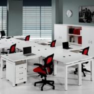 Línea De Muebles De Oficina Euro