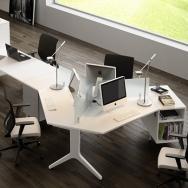 Línea Maya de Mobiliaria de Oficina