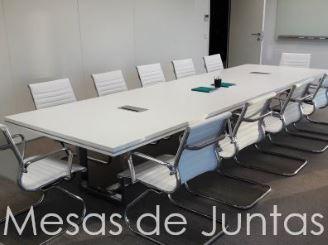 Mesas de Juntas para empresas