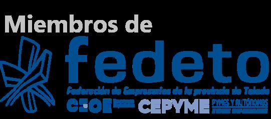 Miembros de Federación de empresarios de Toledo
