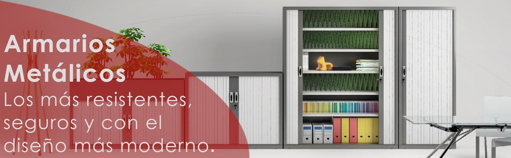 Muebles para almacenamiento, armarios y cajoneras