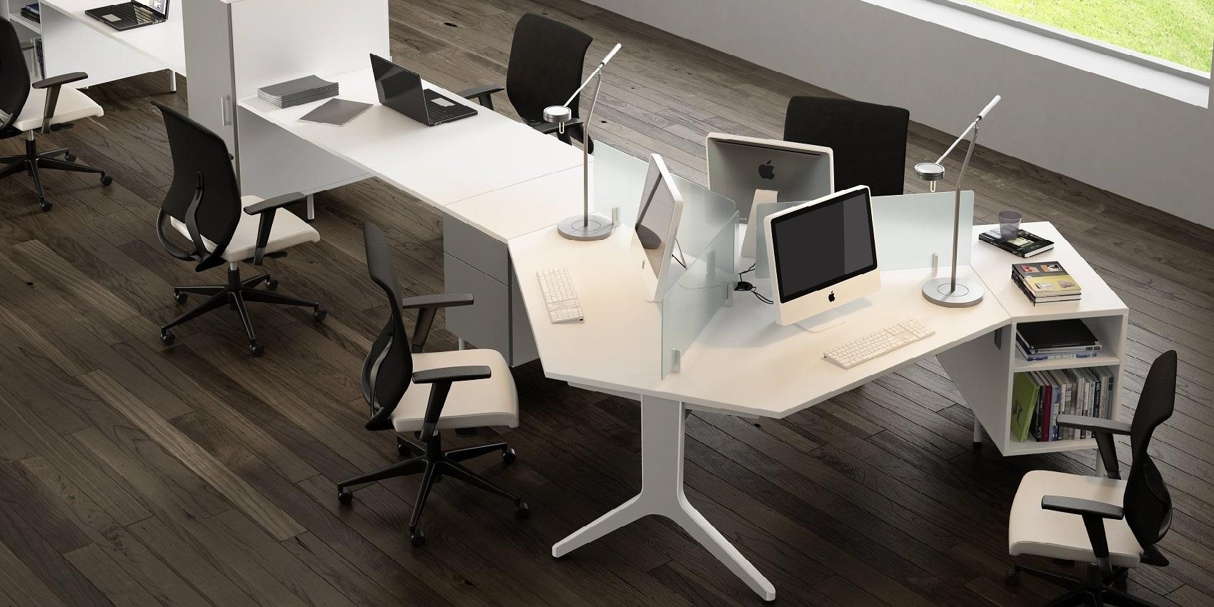 Mesas de Oficina en variados modelos y precios