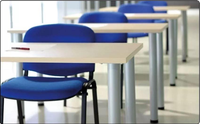 Mesas polivalentes y de aulas